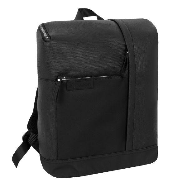 Batoh Strellson Royal Oak Backpack MVZ Black