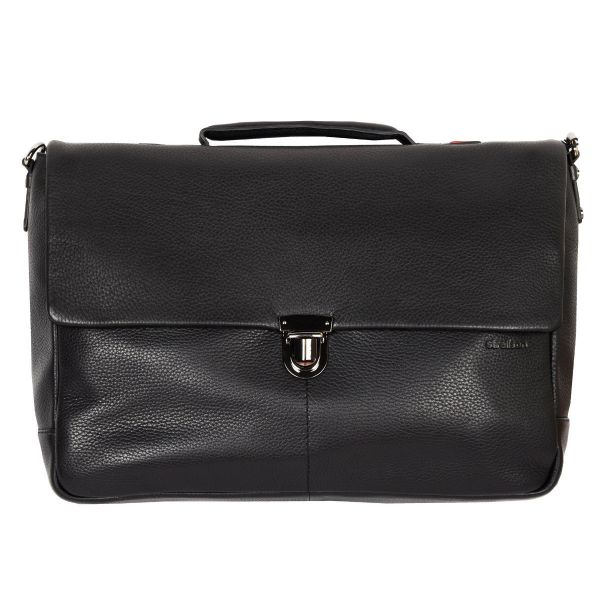 Brašna Strellson Garret Briefbag MHF Black