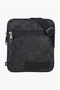 Calvin Klein černá pánská taška Micro Reporter