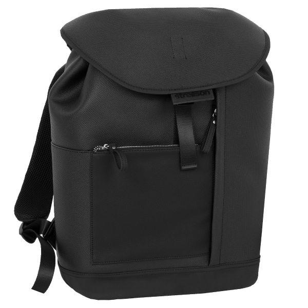 Batoh Strellson Royal Oak Backpack MVF Black