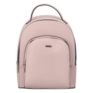 Módní dámský batoh David Jones Milade – růžová