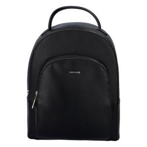 Módní dámský batoh David Jones Milade – černá