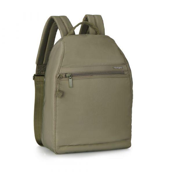 Hedgren Dámský batoh Vogue L RFID 8 l – olivová