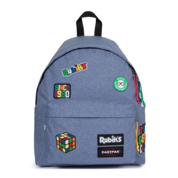 EASTPAK Batoh Padded Pak'r Rubik's Patch 24 l