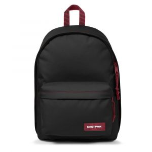 EASTPAK Batoh Out Of Office Blakout Stripe Red 27 l
