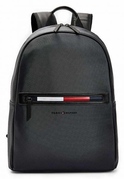 Tommy Hilfiger modrý batoh Essential PQ Backpack