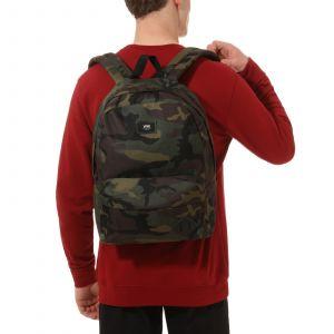 Mn old skool iii backpack Zelená
