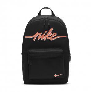 Nike Heritage 2.0 BLACK/BLACK/BRIGHT MANGO