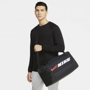 Nike Brasilia BLACK/BLACK/WHITE