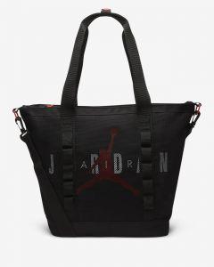 Jan air tote bag BLACK