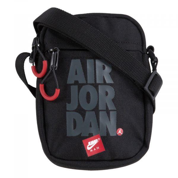 Jan jumpman festival bag BLACK