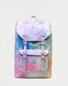 Herschel Supply Little America Mid-Volume Pastel Tie Dye 17 l