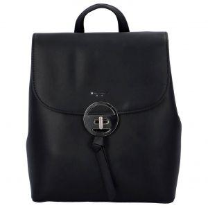 Módní dámský batoh David Jones Sabine – černá