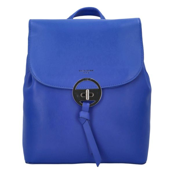 Módní dámský batoh David Jones Sabine – tmavě modrá