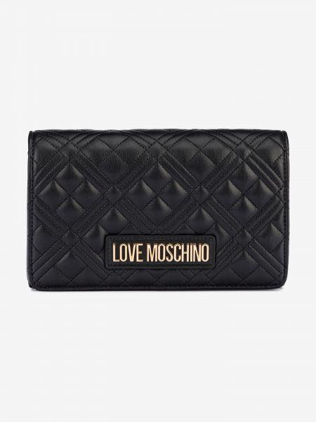Evening Cross body bag Love Moschino Černá 1040650