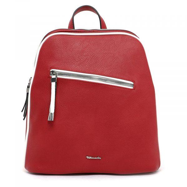 Dámský batoh Tamaris Matylda – červená