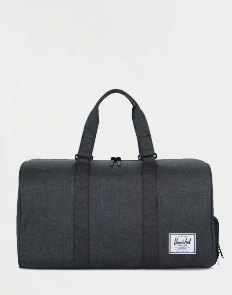 Herschel Supply Novel Black Crosshatch