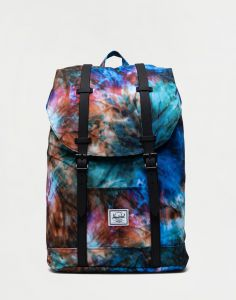 Herschel Supply Retreat Mid-Volume Summer Tie Dye 14 l
