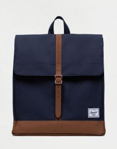 Herschel Supply City Mid-Volume Eco Peacoat 14 l