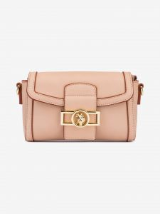 Lockhart S Flap Cross body bag U.S. Polo Assn Béžová 1043722