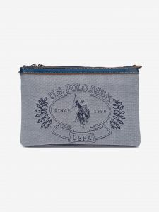 Victori D.Zip Cross body bag U.S. Polo Assn Modrá 1043743