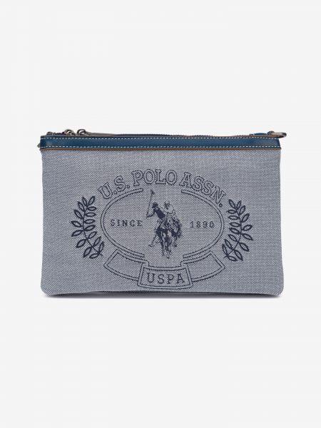 Victori D.Zip Cross body bag U.S. Polo Assn Modrá 1043743