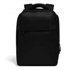 """Lipault Batoh na notebook Plume Business M 15"""" – černá"""