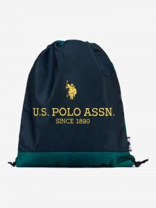 New Bump Gymsack U.S. Polo Assn Modrá 1043756