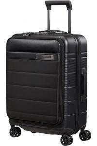 Samsonite Kabinový cestovní kufr Neopod EXP Easy Access 41/48 l – černá