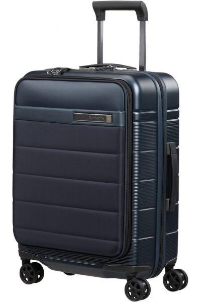 Samsonite Kabinový cestovní kufr Neopod EXP Easy Access 41/48 l – tmavě modrá