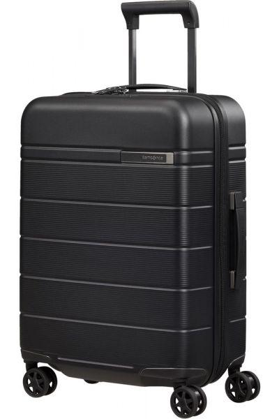 Samsonite Kabinový cestovní kufr Neopod EXP Slide Out Pouch 38/44 l – černá