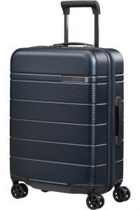 Samsonite Kabinový cestovní kufr Neopod EXP Slide Out Pouch 38/44 l – tmavě modrá