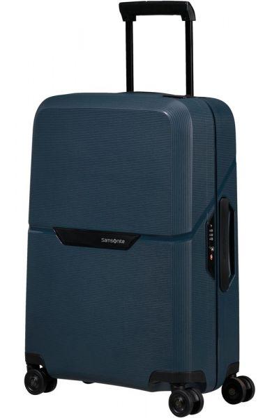 Samsonite Kabinový cestovní kufr Magnum Eco S 38 l – tmavě modrá