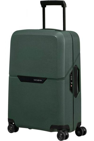 Samsonite Kabinový cestovní kufr Magnum Eco S 38 l – zelená