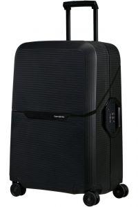 Samsonite Skořepinový cestovní kufr Magnum Eco M 82 l – černá