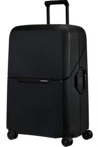 Samsonite Skořepinový cestovní kufr Magnum Eco L 104 l – černá