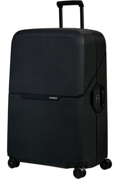 Samsonite Skořepinový cestovní kufr Magnum Eco XL 139 l – černá
