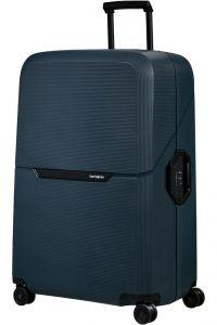 Samsonite Skořepinový cestovní kufr Magnum Eco XL 139 l – tmavě modrá