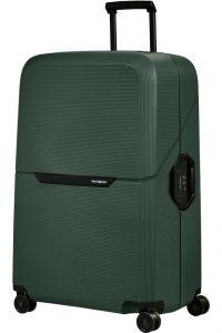 Samsonite Skořepinový cestovní kufr Magnum Eco XL 139 l – zelená