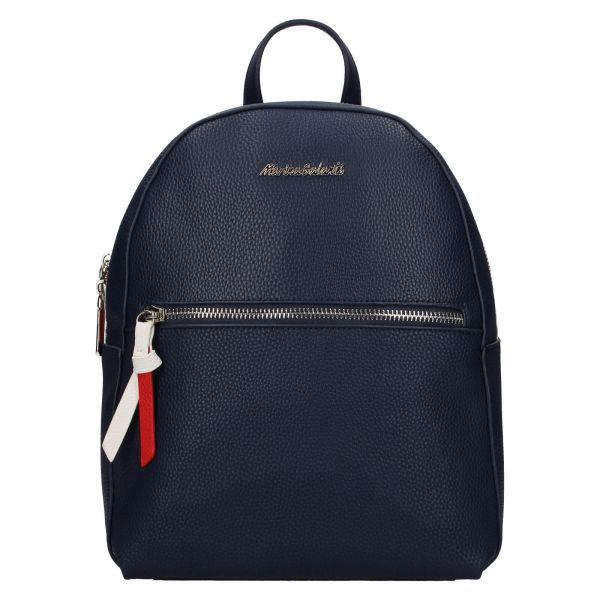 Dámský batoh Marina Galanti Dustsdy – modrá