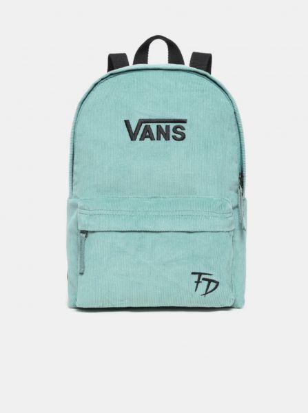 Světle zelený batoh VANS