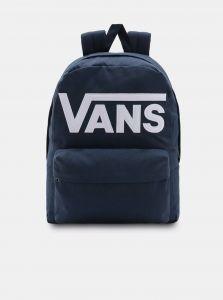 Tmavě modrý batoh VANS 22 l