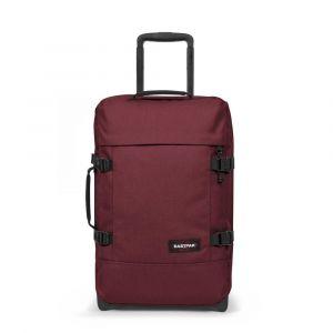 EASTPAK Cestovní taška Tranverz S Crafty Wine 42 l