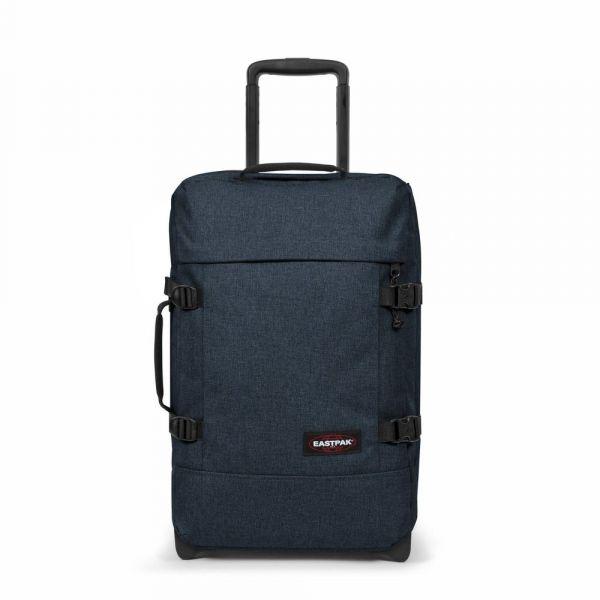 EASTPAK Cestovní taška Tranverz S Triple Denim 42 l