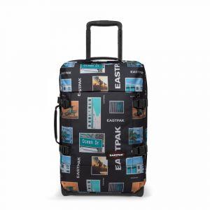EASTPAK Cestovní taška Tranverz S Pix Color 42 l