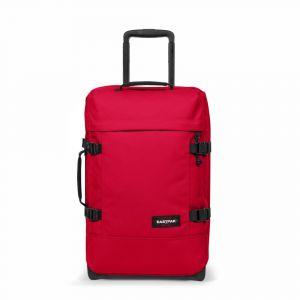 EASTPAK Cestovní taška Tranverz S Sailor Red 42 l