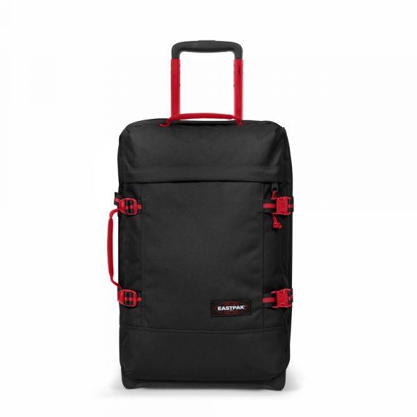 EASTPAK Cestovní taška Tranverz S Blakout Sailor 42 l