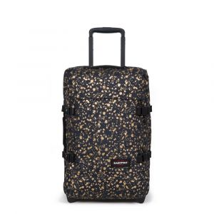 EASTPAK Cestovní taška Tranverz S Gold Mist 42 l