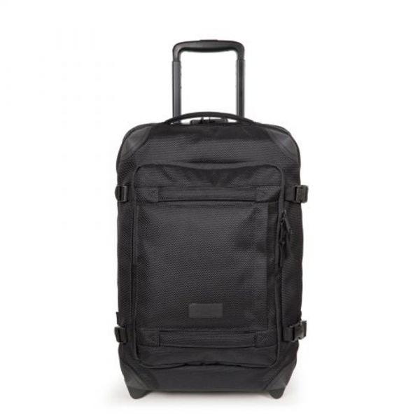 EASTPAK Cestovní taška Tranverz CNNCT S Black 42 l