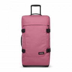 EASTPAK Cestovní taška Tranverz M Salty Pink 78 l